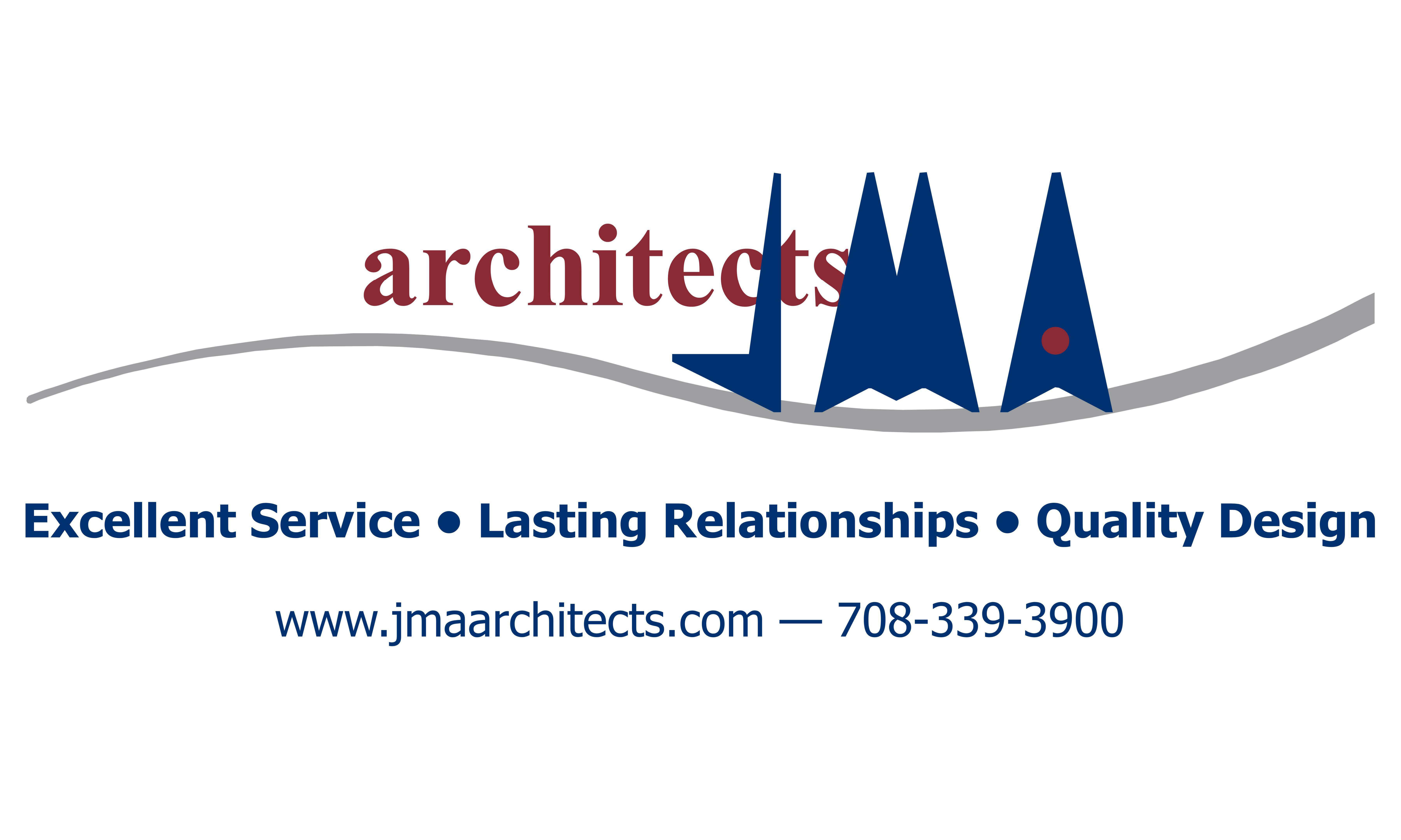 JMA Architects, a sponsor of the South Holland Business Association in South Holland IL