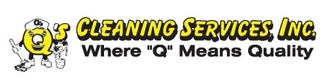 Q's Cleaning Service, proud sponsor of the South Holland Business Association