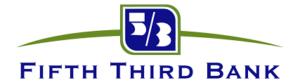 Logo of Fifth Third Bank, Sponsor of the South Holland Business Association in South Holland Illinois