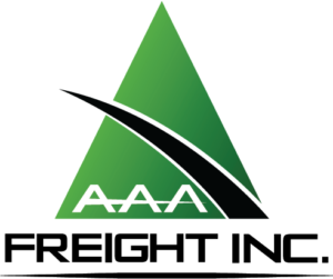 Logo of AAA Freight, a sponsor of SHBA
