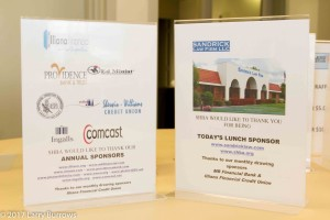 2017 March Luncheon at the South Holland Business Association in South Holland, IL
