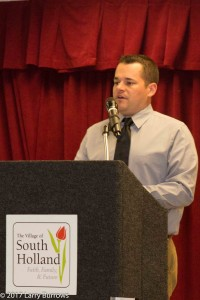 2017 May Luncheon at the South Holland Business Association in South Holland, IL