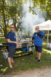 2018 Member Appreciation Cookout at Veterans Memorial Park