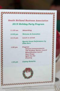 2019 SHBA Holiday Party