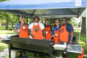 2019 South Holland Business Association Member Appreciation Cookout SHBA.